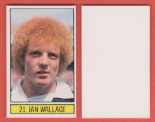 Coventry City Ian Wallace Scotland